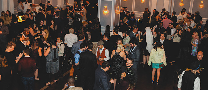 Drink Philly's Repeal Eve Ball Recap (PHOTOS)
