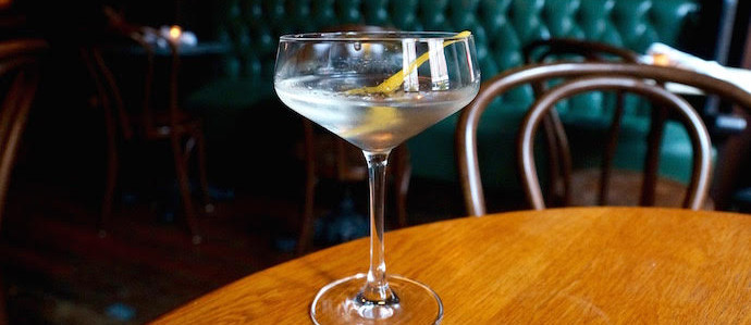 Royal Boucherie Now Offers a Three Course Lunch Special With a $25 Prix-Fixe & $2 Martinis
